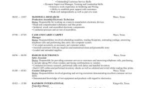 Independent Living Specialist Sample Resume Water Bill Template