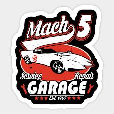 Speed Garage Chart Mach 5 Garage