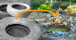diy patio pond:  sm allcreated diy tire pond fb