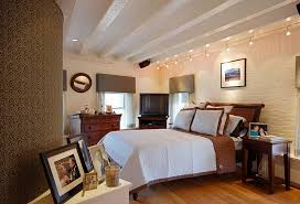 view in gallery track lighting in the bedroom