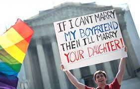 Recent gay marriage cases
