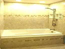 re tile shower wall best tile for shower walls tiling pan kit subway wall ideas re tile shower wall