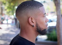 Black Short Hairstyles Men Fade Haircuts For Black Man Classy Simple Haircuts For Male