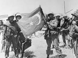 Kıbrıs Barış Harekâtı'nın 46. yıldönümü… - TV5.com.tr