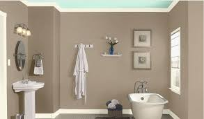 stone paint colorWarm Paint Colors For Bathrooms White Wall Mounted Double Toilet