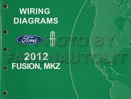 lincoln mkz service manuals shop owner maintenance and repair 2012 ford fusion lincoln mkz wiring diagram manual original