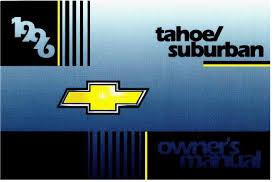 2002 Chevrolet Tahoe Owner's Manual — Car maintenance tips