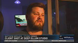 One injured in Deep Ellum recording studio shooting | wfaa.com
