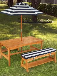 Top 65 Brilliant Diy Rectangle Outdoor Picnic Table With Umbrella