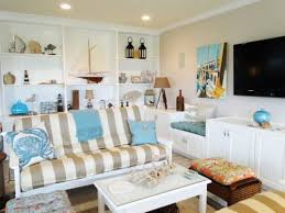 ... Fascinating Ocean Themed Furniture With Home Decor Arrangement Ideas ...