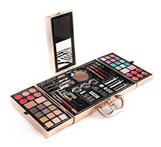 vokai makeup kit gift set 24 eye shadows 4 eye shimmer creams 1