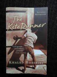 the front cover of my copy of the kite runner