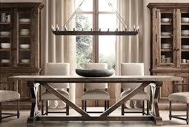 restoration hardware table. Stunning Restoration Hardware Dining Table Room Tables Top I