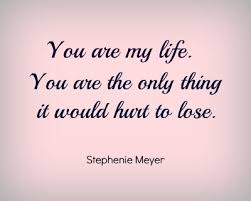 The Love Of My Life Quotes Impressive Love Quotes You Are My Life Quotes