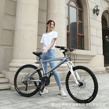 #Online-26 inch <b>aluminum alloy mountain bike</b> 24 speed oil brake ...