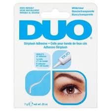 Duo Striplash <b>Eyelash Glue</b> Clear White 7g   Make Up   Superdrug