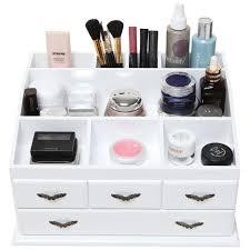 Bathroom Design:Awesome Makeup Storage Box Makeup Caddy Bathroom Countertop  Storage Makeup Shelves Wonderful bathroom