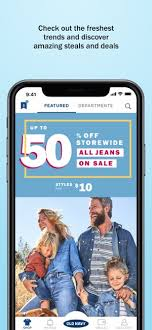 old navy fun fashion value on the