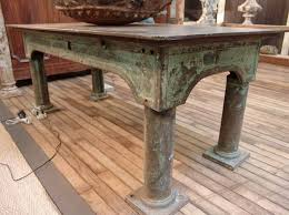 industrial kitchen table furniture. Interesting Table Industrial Table Well Yup Truly Industrial Kitchen Table Throughout Kitchen Table Furniture
