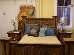 Lamps For Bedroom Nightstands Rustic Bedroom Furniture Diy Shop Home Styles Aspen Rustic Cherry