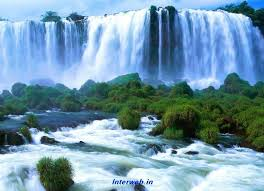 wallpapers waterfall wallpaper cave