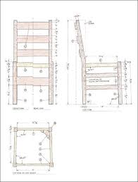 Original Wood Working Plans Shed Plans And More Dining Chair Plan .