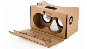 Image result for google cardboard template