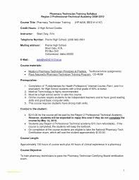 Pharmacy Technician Resume Examples Wonderful Examples Of Pharmacy Technician Resumes And Inspirational Image