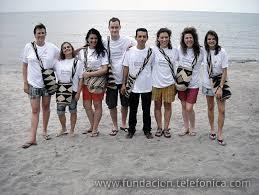 Culminan con éxito las Vacaciones Solidarias de Voluntarios Telefónica |  Fundación Telefónica España