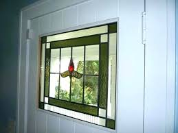 french door inserts home depot wrought iron front doors home depot stained glass door inserts org