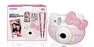 <b>FUJI</b> FILM CAMERA INSTAX MINI <b>HELLO KITTY</b> PINK