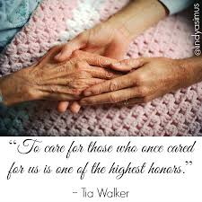 Image result for caring for elderly parents