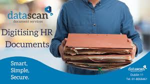 The Benefits Of Digitising Your Hr Documentation Datascan