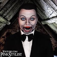 billy the puppet makeup tutorial pinkstylist