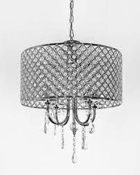 willa arlo interiors aldgate 4 light crystal chandelier