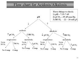 Acidosis Alkalosis Chart Chapter 26 Fluid Electrolytes And Acid Base Balance