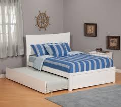 Metro Bedroom Furniture Kids Beds Metro Platform Bed Flat Footboard Urban Trundle Bed