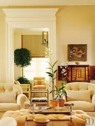 Orange And Yellow Living Room 20 Great Shades Of Orange Wall Paint And Coral Apricot