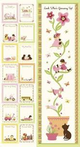 12 Best Growth Chart Images Chart Fabric Quilts