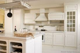 kitchens with white appliances and white cabinets. Kitchens With Traditional White Cabinets And Appliances C