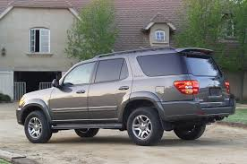 2003 Toyota Sequoia Reviews and Rating | Motor Trend