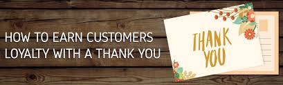 Thank You Letter To Customer How To Earn Customers Loyalty With A Thank You Amasty