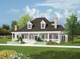 Salisbury Park Southern Home Plan D    House Plans and MoreCountry House Plan Front Image   D    House Plans and More