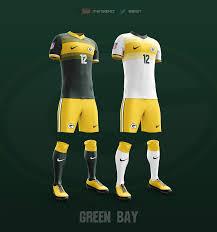 Soccer Kit Designer Nfl Soccer Kits On Behance