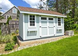 back yard shed shed with beautiful doors and windows storage shed kits canada
