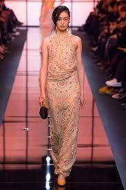 Oscars 2017 Nicole Kidman wears nude Armani dress Daily Mail Online