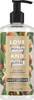 Лосьон для тела Love Beauty&Planet <b>Бархатное масло</b> ши, 400 ...