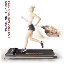 <b>CITYSPORTS Treadmill</b> 400W Motor Adjustable Speed LCD Screen ...