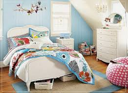 Pink And Blue Girls Bedroom Interesting Picture Of Pink Girl Bedroom Design And Decoration