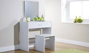 mirror table. uli dressing table set with mirror